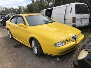 WRECKING 2000 ALFA ROMEO 166 FOR PARTS Willawong Brisbane South West Preview