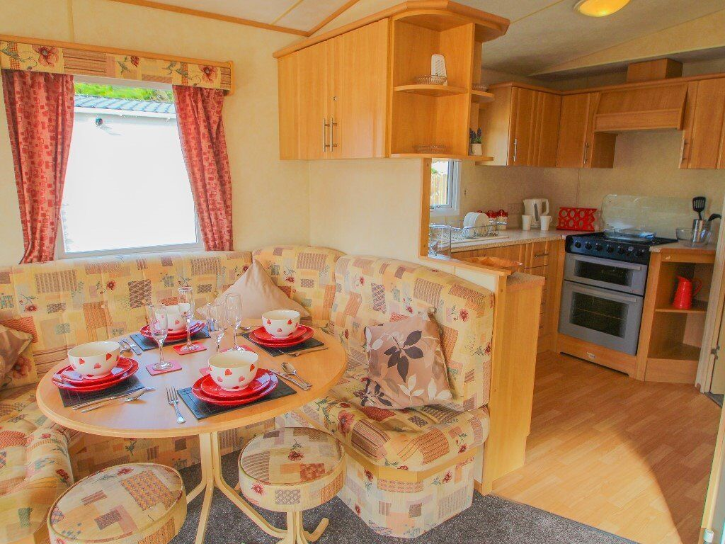 Abi Colorado Deluxe 2007 3 Bedrooms 8 Berth 12 Foot