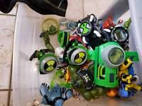 Toys Ben 10.collection