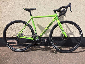 New 2017 Cannondale Caadx £259 off RRP