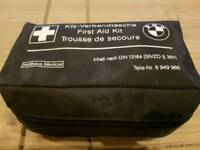 Bmw fist aid kit