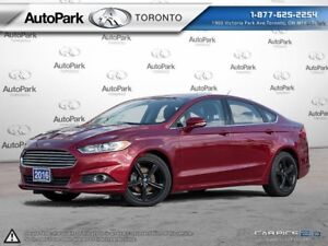 2016 Ford Fusion SE Appearance Package | Sporty Looks!