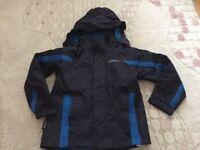 Boys rain/wind proof jacket age 7-8