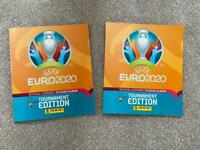Euro 2020 Sticker Book