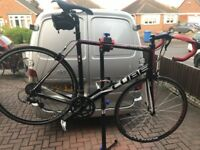 Cube peleton road bike xl