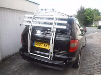 Atera Rear Tailgate 3 Cycle Rack - Chrysler Grand Voyager 2001-2008