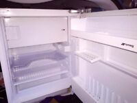 Smeg FR150A Under Counter Integrated Fridge with Ice Box