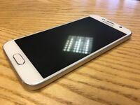Samsung Galaxy S6 32gb Pearl White o2 *PRICE DROP*