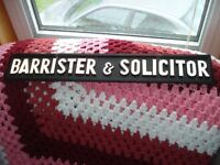 barrister solicitor