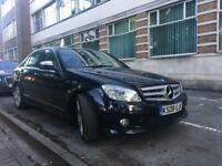 Mercedes Benz C220 Sports CDI Automatic