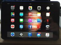 Ipad mini 4 - 64gb - space grey - not 4g, just WIFI. 18 months warranty left