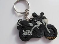 NEW GENUINE SUZUKI MOTORCYCLE KEY RING GSR 750