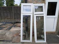UPVC WHITE DOUBLE GLAZED WINDOWS