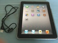 Apple iPad 1 -7''inches tablet 16 GB Silver