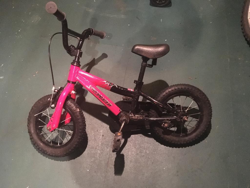 Child's bike 2-5yrs