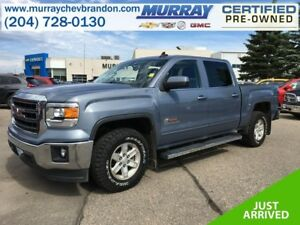 2015 GMC Sierra 1500 Crew Cab SLE Kodiak Z71 4WD *Backup Camera*