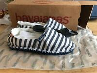 Havaianas Origin Slip on Casual Shoe