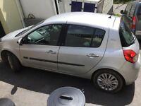 Renault cleo 2010