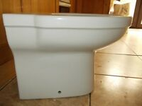 Sabrosa back to wall toilet pan
