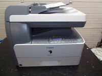 canon IR1024i A4 PHOTOCOPIER PRINTER SCANNER , PERFECT CONDITION , VERY LOW COPY COUNT OF ONLY 5000