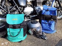 Protect your valuable motorcycle helmet with a LIDSAC