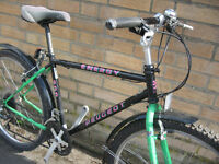 "17"" Peugeot Energy mountain bike - central Oxford - ready to ride"