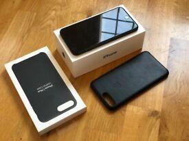 iPhone 7 Plus 256 GB Black - Mint Condition