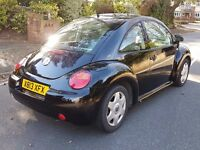 Lovely Volkswagen Beetle For Sale,Long Mot,Low miles,Nice little car