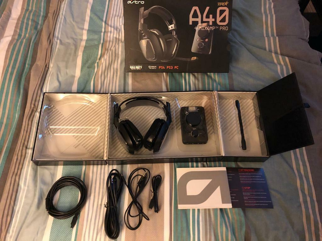 Astro A40 TR headset PS4 / PC | in Swindon, Wiltshire | Gumtree