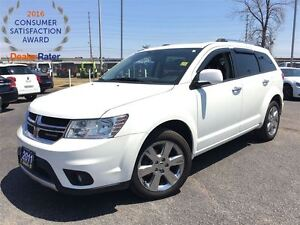 2011 Dodge Journey R/T**AWD**LEATHER**SUNROOF**REMOTE START**