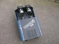 Vintage Acme Dynatwin 250 Disco Light