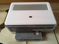 HP Photosmart C8180, All-In-One, Inkjet Printer, Scanner