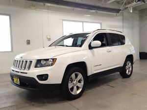 2015 Jeep Compass NORTH EDITION| CRUISE CONTROL| 4X4| A/C| 27,07 Cambridge Kitchener Area image 3