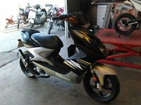 Yamaha Aeerox 50