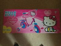 "Hello Kitty 10"" Bike"