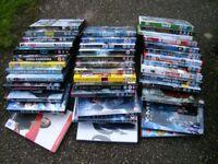 dvds job lot of 40
