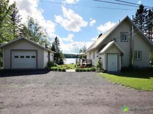 195 000$ - Maison à un étage et demi à vendre à Ste-Irène
