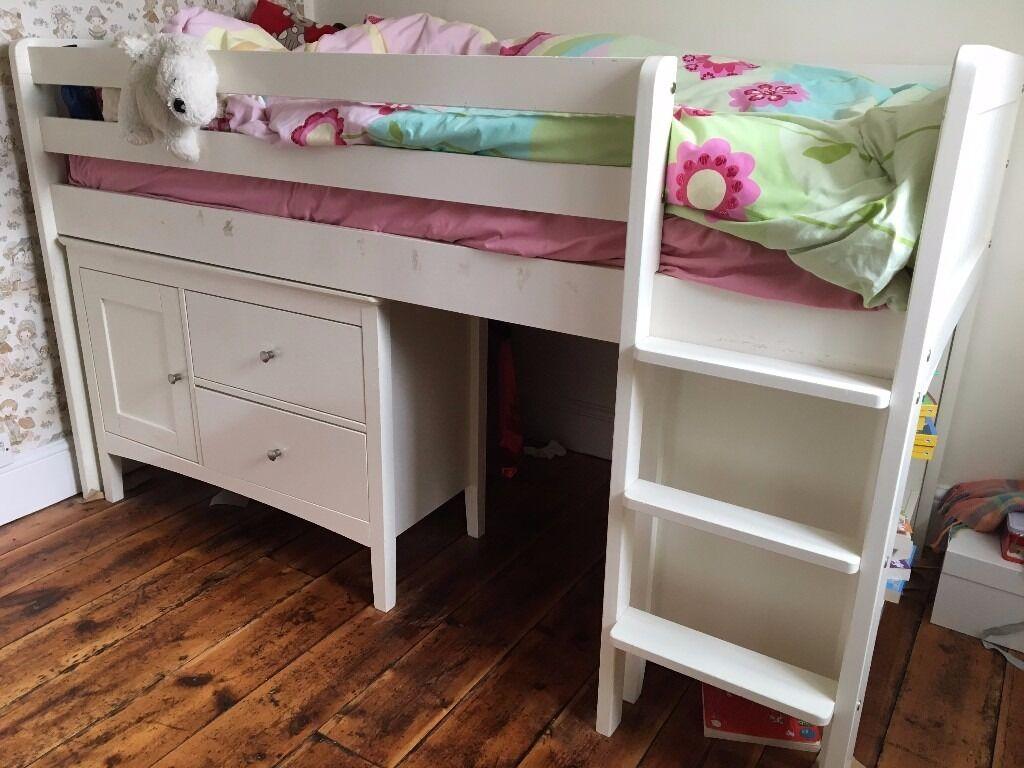 Marks And Spencer Hastings Bedroom Furniture Marks And Spencer White Hastings Cabin Bed A Quality Sleepstation