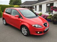 SEAT ALTEA 1.9 TDI STYLANCE, 2008, 83K, SERVICE HISTORY **FINANCE THIS CAR FROM £26 PER WEEK**