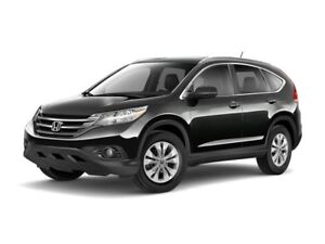 2014 Honda CR-V EX-L - Just arrived