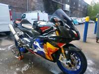 Breaking for parts Aprilia rsv factory Millie, ohlins , brembo , oz rims