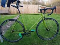 Trek Triton Single Speed Fixed Gear Bike
