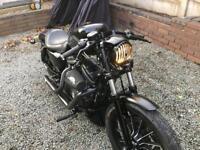 Harley Davidson XL 883 Iron ABS 2015