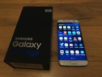 Samsung Galaxy S7 EDGE white UNMARKED