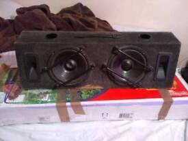4 feet long center speaker/ home cinema speaker