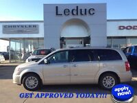 2013 CHRYSLER TOWN & COUNTRY LTD - FULLY LOADED and APPROVED!