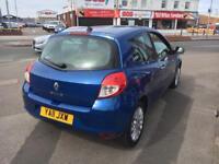 Renault Clio 1.2 Dynamique Tom Tom *** ONLY 41,000 MILES! *** SAT NAV ***