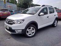 2015 Dacia Sandero STEPWAY LAUREATE DCI *Sat nav / £20 road tax* - Best value in NI