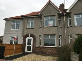 3 / 4 bed house with parking - Horfield