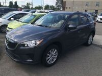 2013 Mazda CX-5 GX MANUAL TRANSMISSION FULLY LOADED ONE OWNER
